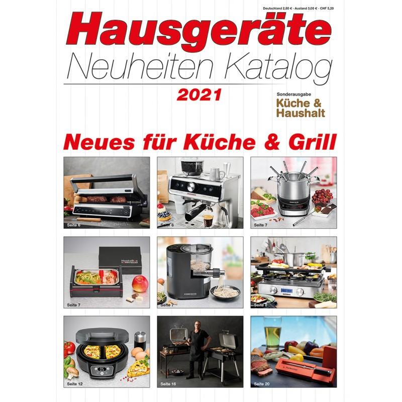 Hausgeräte Neuheiten-Katalog 2021 (epaper)