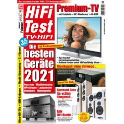 HIFI TEST Ausgabe 1/2021 (print)