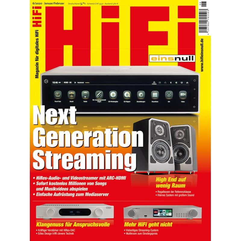 HiFi einsnull 6/2020 (print)