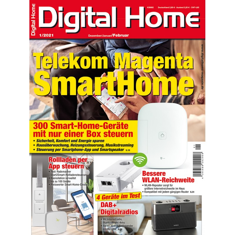 Digital Home 1/2021 (print)