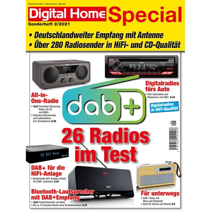 Digital Home DAB+ Special 2021 (epaper)