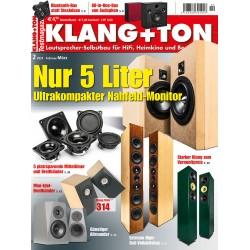 Klang + Ton 02/2021 (print)