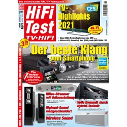 HIFI TEST Ausgabe 2/2021 (print)