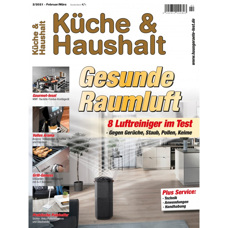 KÜCHE & HAUSHALT 2/2021 (print)