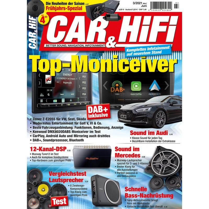 CAR&HIFI 3/2021 (print)