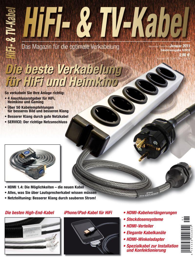 HiFi- & TV-Kabel 1/2010 (epaper)