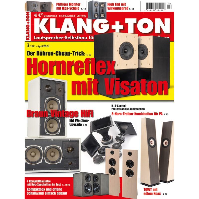 Klang + Ton 03/2021 (print)