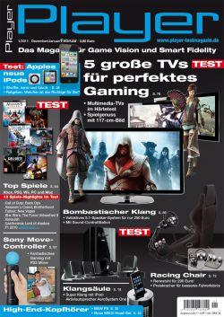 Player - Das Magazin für Game Vision und Smart Fidelity (print)