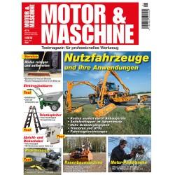 Motor&Maschine 1/2018 (print)