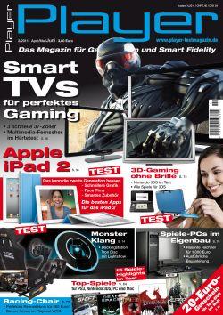Player - Das Magazin für Game Vision und Smart Fidelity (epaper)