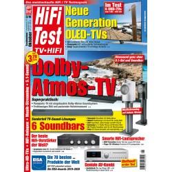 HIFI TEST TV VIDEO 5/2019...