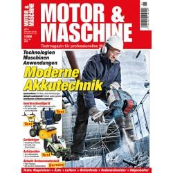 Motor&Maschine 1/2020 (epaper)