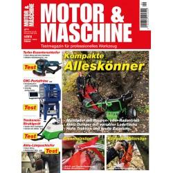 Motor&Maschine 4/2019 (epaper)