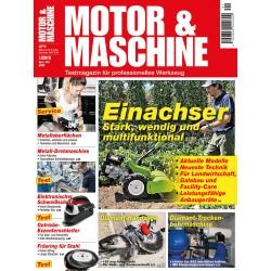 Motor&Maschine 1/2019 (epaper)
