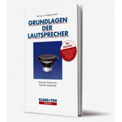 Grundlagen der Lautsprecher (Buch)
