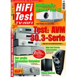 HiFi Test TV HIFI 4/21 (print)