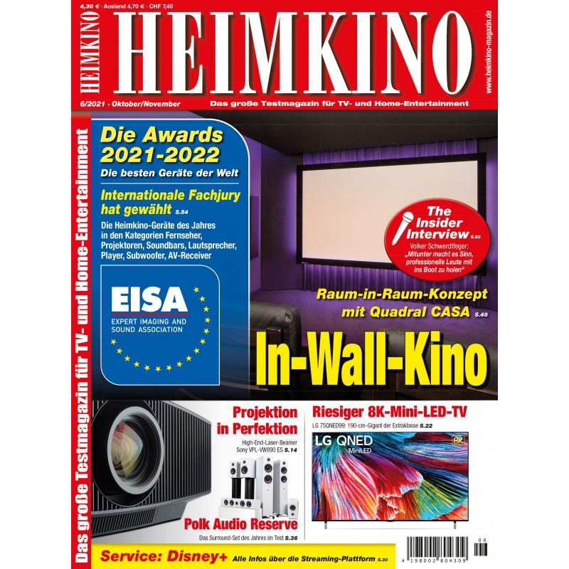 HEIMKINO 6/2021 (print)