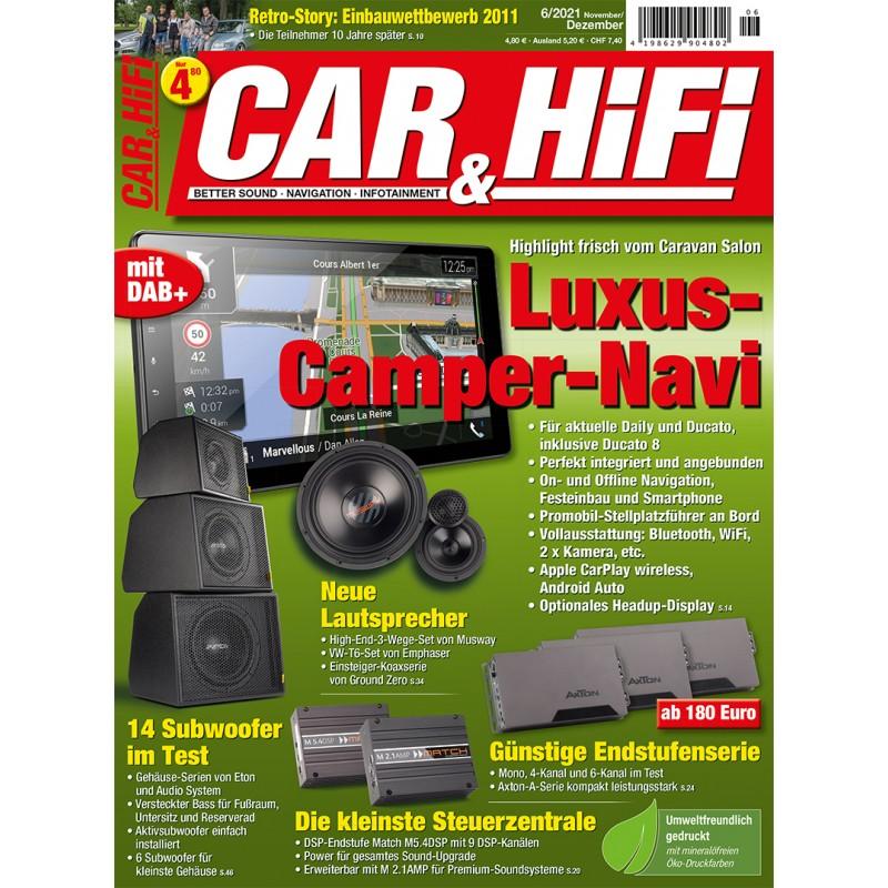 CAR&HIFI 6/2021 (print)