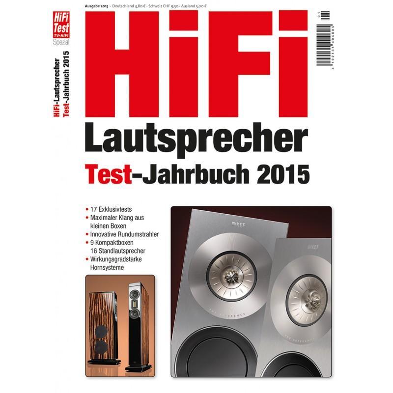 Hifi Lautsprecher Test-Jahrbuch 2015 (print)