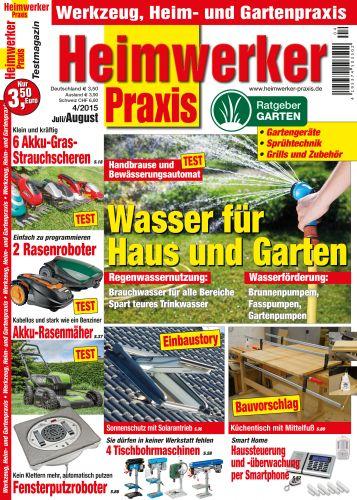 Heimwerker Praxis 4/2015 (print)
