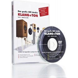Klang+Ton HiFi-Archiv DVD 2: 2000-2012