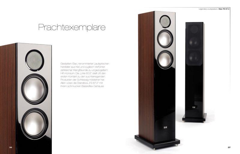 legendary loudspeakers buch. Black Bedroom Furniture Sets. Home Design Ideas