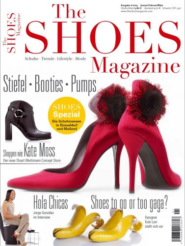 The Shoes Magazine 1/2014 (print)