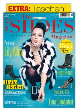 The SHOES Magazine 05/2014 (print)