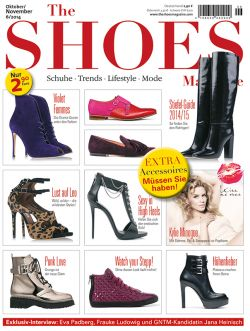 The Shoes Magazine 6/2014 (print)