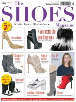 The SHOES Magazine 1/2015 (print)
