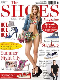 The SHOES Magazine 3/2015 (print)