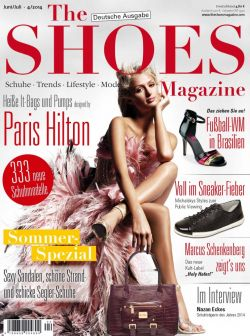 The SHOES Magazine Ausgabe 04/2014 (epaper)