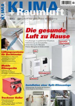 Klima + Raumluft 01/2014 (Print)