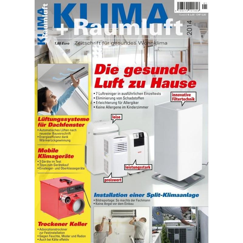 Klima + Raumluft 01/2014 (epaper)