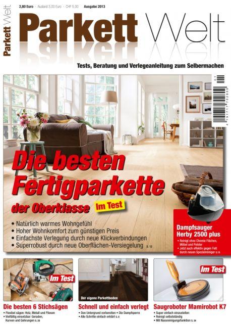 Parket Welt 01/2013 (Print)