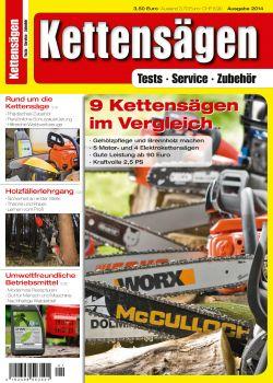 Kettensägen 01/2014 (Epaper)