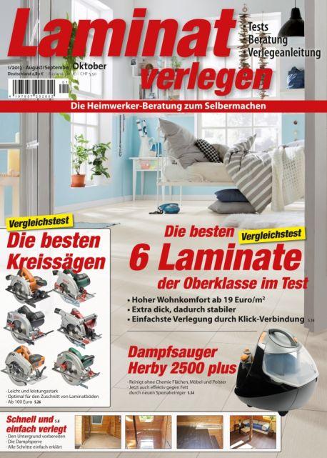 Laminat verlegen 01/2013 (Epaper)