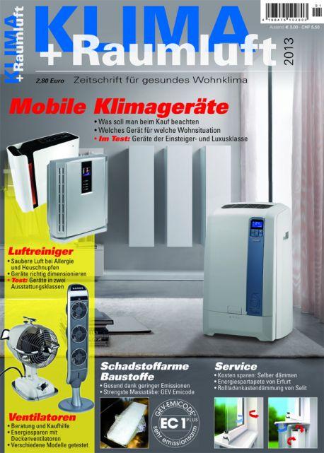 Klima + Raumluft 01/2013 (Print)