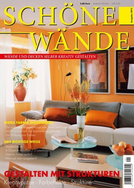 sch ne w nde 01 2012 print. Black Bedroom Furniture Sets. Home Design Ideas