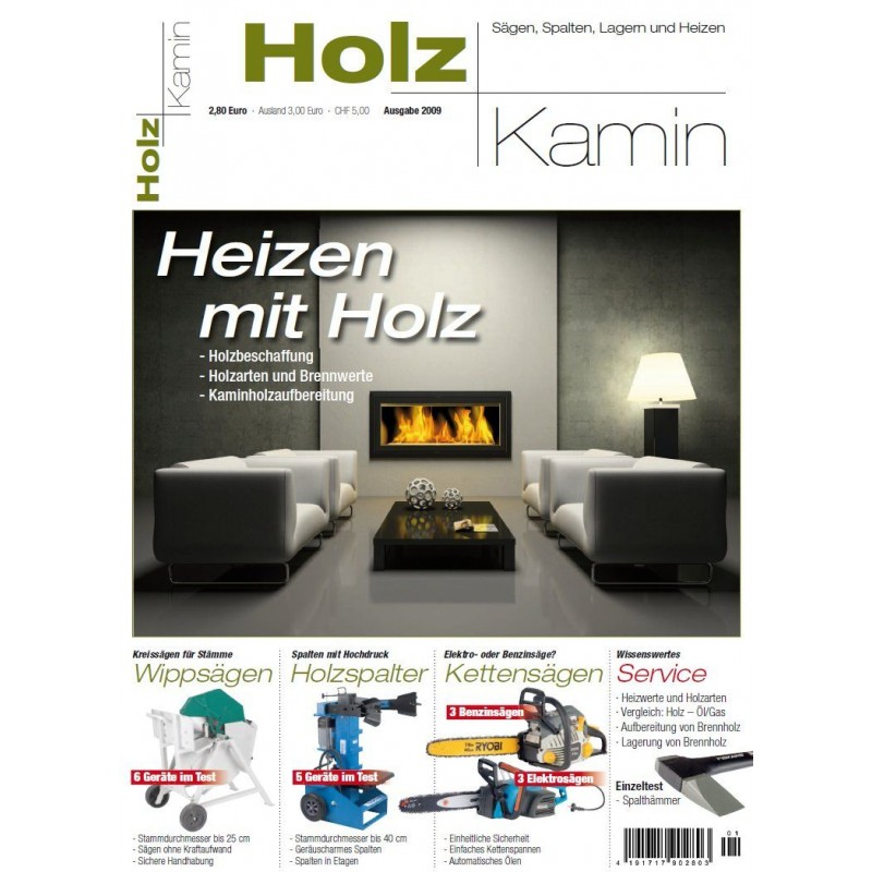 Holz und Kamin 01/2009 (print)