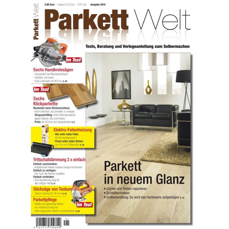 Parket Welt 01/2010 (print)