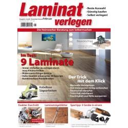Laminat verlegen 01/2008 (Epaper)