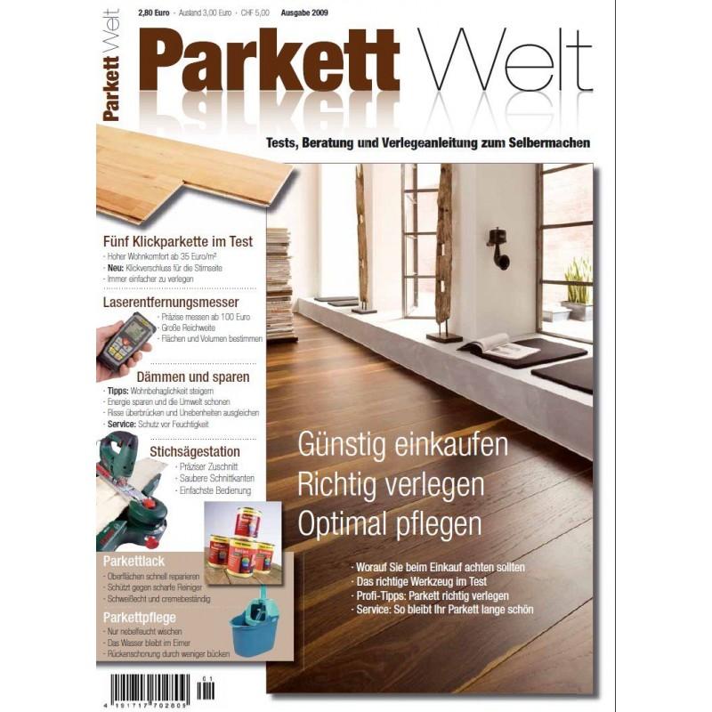 Parket Welt 01/2009 (Epaper)