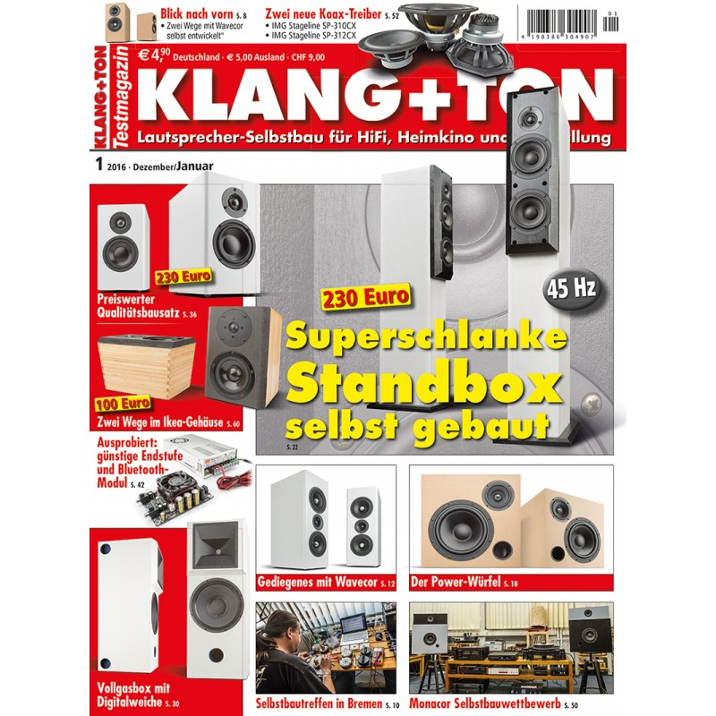 Klang + Ton 01/2016 (epaper)