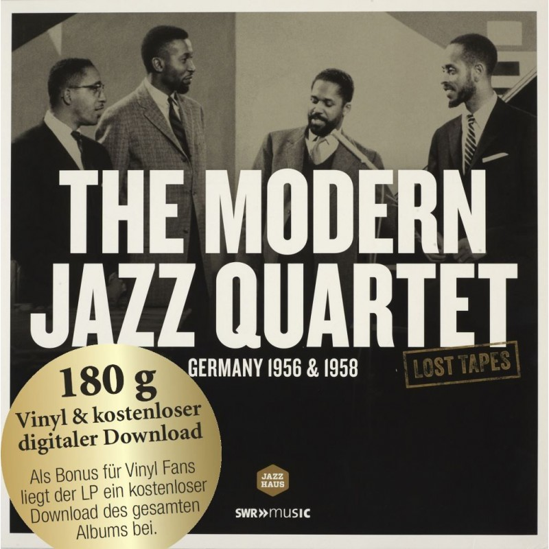 The Modern Jazz Quartett - Germany 1956/58