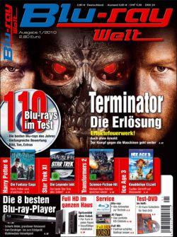 Blu-ray-Welt 1/2010 (print)