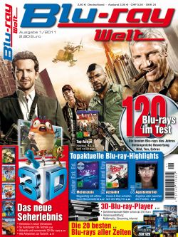 Blu-ray-Welt 1/2011 (print)