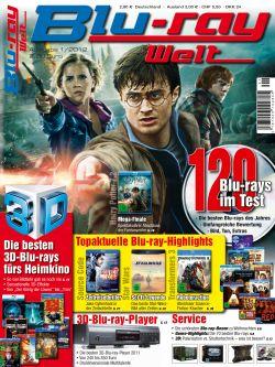 Blu-ray-Welt 1/2012 (print)